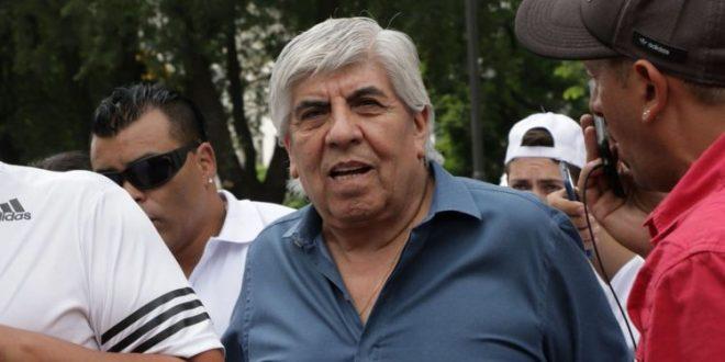 Moyano amenazó con un paro general de Camioneros para el 14 de Junio