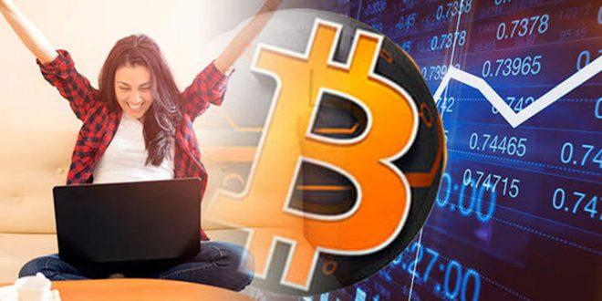 Se duplico la cantidad de mujeres que invierten en criptomonedas