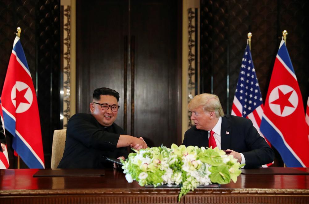 Trump y kim jong un firmaron acuerdo anti nuclear for He firmado acuerdo clausula suelo