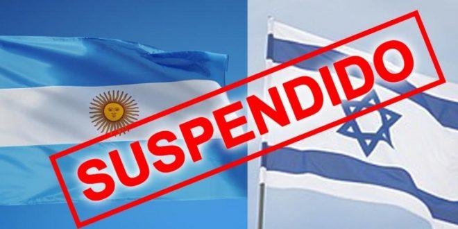 Israel prepara una demanda millonaria por la suspensión del partido con la selección Argentina