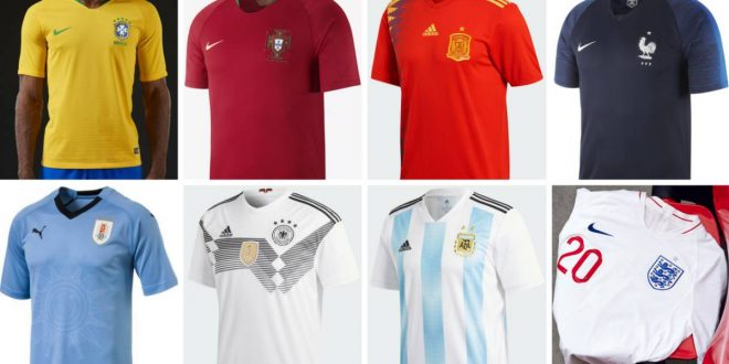 Por qué las camisetas de fútbol son tan caras ?