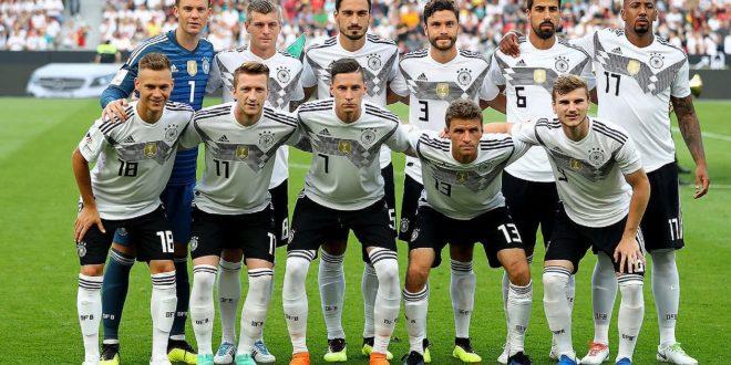 La insólita dieta de la Selección de Alemania