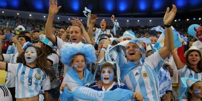 Argentina entre los 7 países que más entradas compraron para el Mundial Rusia 2018