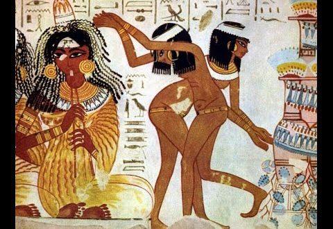 Las perturbadoras prácticas sexuales de los antiguos egipcios