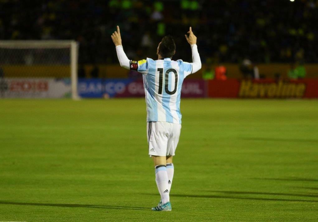 Así será el Mundial para Argentina