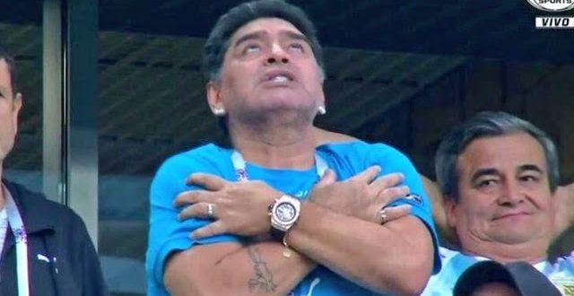 Desmienten la muerte de Diego Maradona