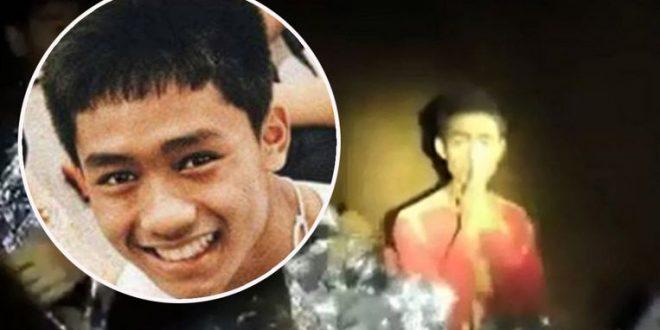 Conoce a Adul Sam-on, el adolescente atrapado en la cueva que cumplió un papel muy especial en el rescate