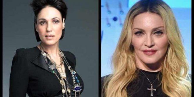 Modelo denuncia a Madonna por acoso sexual