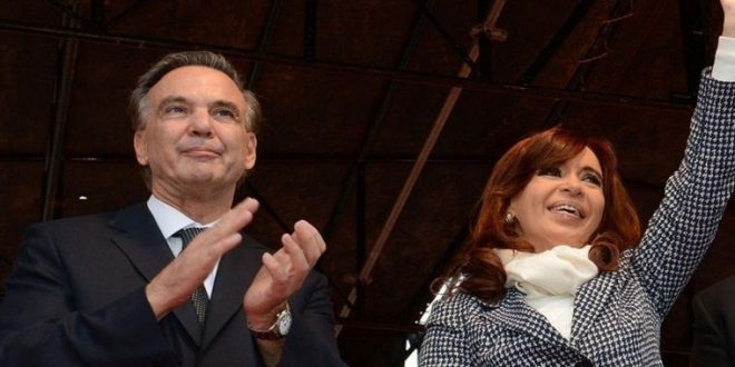 "Miguel Ángel Pichetto : ""Cristina Kirchner va a ser candidata en 2019"""