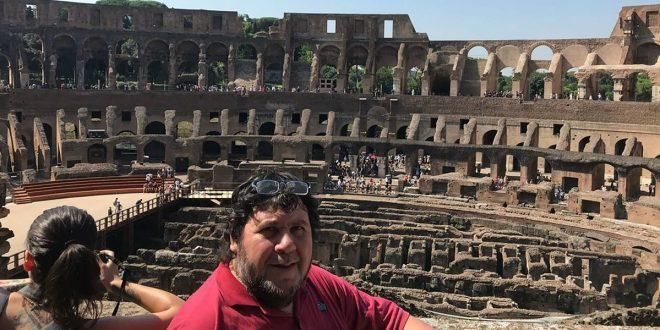 En medio de los conflictos con el subte, los metrodelegados de vacaciones en Roma