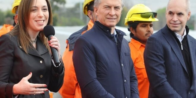 Macri confirmó traspaso de Edenor y Edesur a Vidal y Larreta