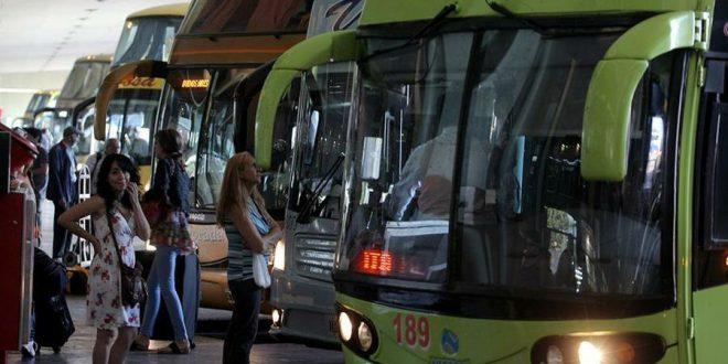 Eliminan el piso para tarifas de pasajes en micro