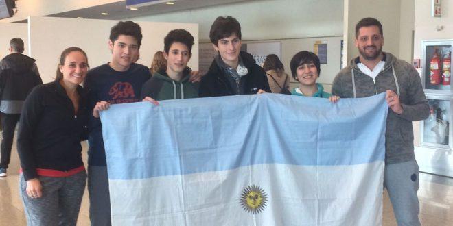 Estudiantes argentinos fueron premiados en la Olimpíada Internacional de Biología