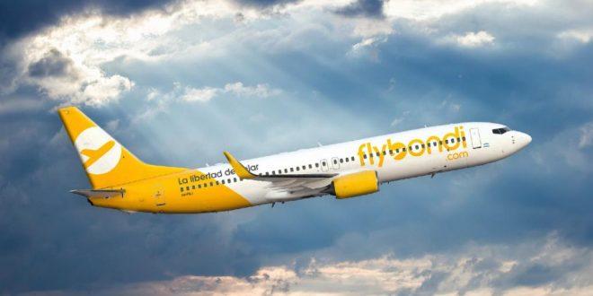 Flybondi ya se quedó con el 7% de los vuelos de cabotaje y tiene una participación de un 4% en el mercado.