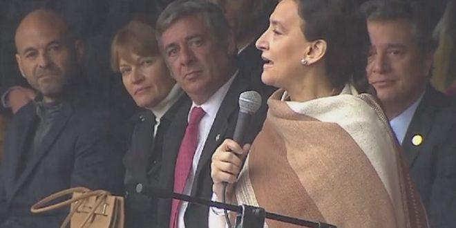 Gabriela Michetti le respondió al campo, que reclamó por la presión tributaria