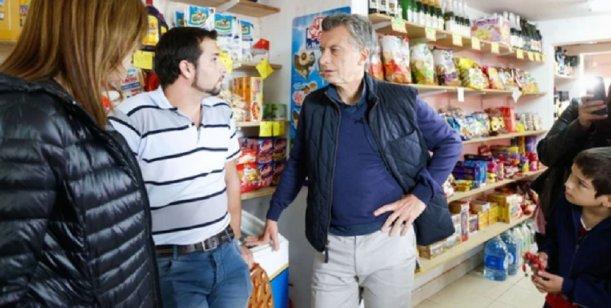 """Macri: """"La gente debe mirar precios, con la devaluación hay diferencias de 30%"""""""