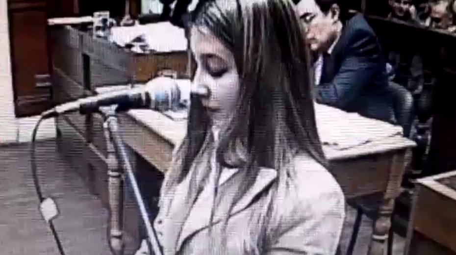 La sentencia contra Nahir Galarza se podrá ver en vivo por YouTube