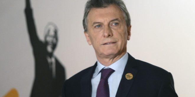 """Macri: """"Los voceros del odio son ruidosos y amenazadores, pero escasos"""""""