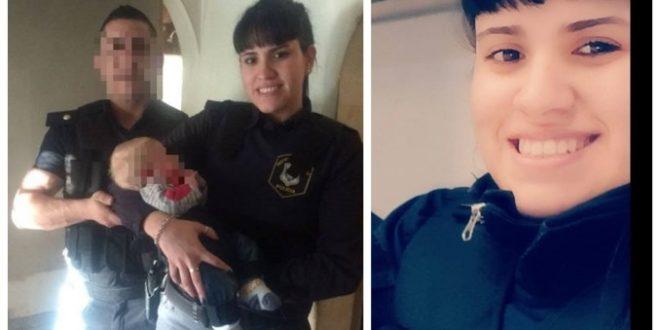 El estado de salud de la mujer policía baleada en el cuello durante un robo en Ituzaingó