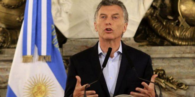 Video en vivo : El presidente Macri presenta el Plan Nacional de Lucha contra la Trata