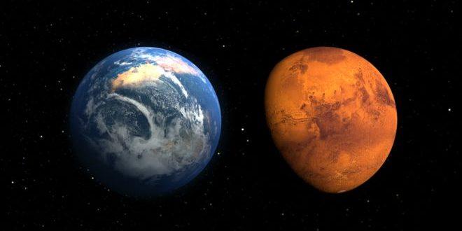 La NASA afirmó que Marte no es habitable para humanos