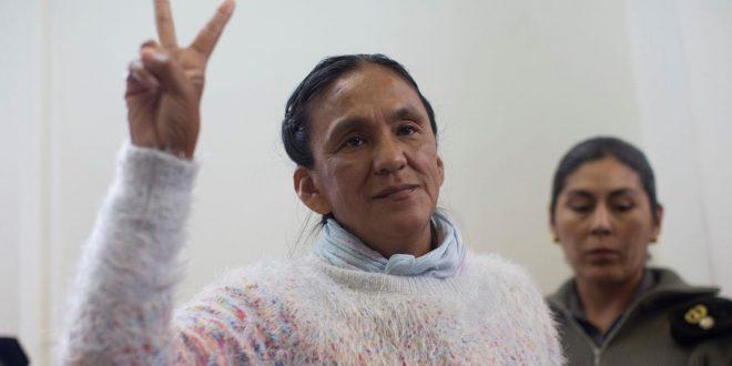 Milagro Sala fue encontrada inconsciente en la cárcel