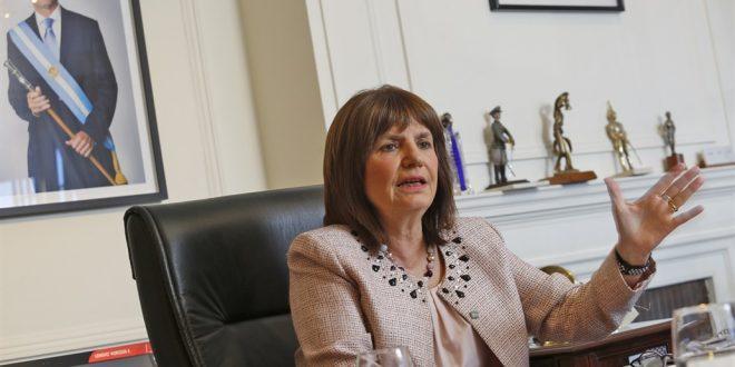 """Patricia Bullrich: """"No vemos ninguna posibilidad de que haya un problema social en diciembre"""""""