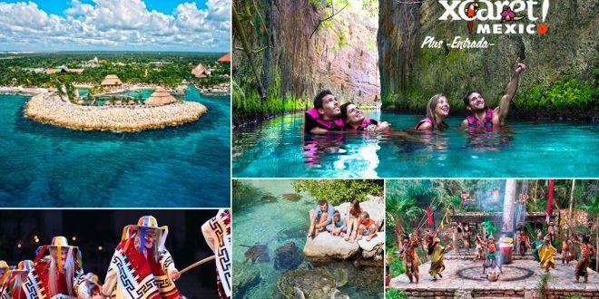 Xcaret: las mejores razones para visitar este maravilloso lugar