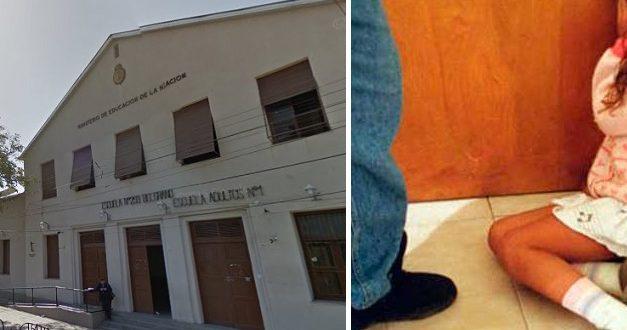 Aberrante: Una nena de 9 años fue abusada en su escuela por un albañil