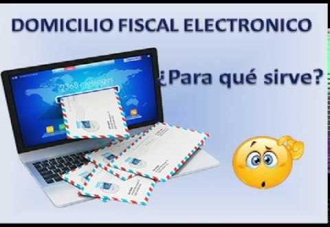 Será obligatorio registrar un domicilio fiscal electrónico al tramitar el CUIT