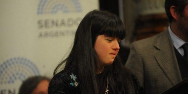 Video: Una joven con síndrome de Down participó del debate sobre el aborto y sorprendió a todos con sus palabras