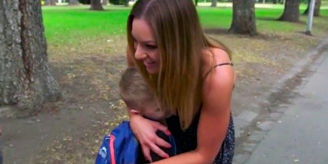 Su hijo murió en un accidente, donó sus órganos y se encontró con uno de los nenes que salvó