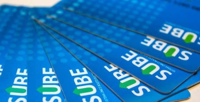 Amplían el saldo negativo de la SUBE y aumentan el valor de la tarjeta