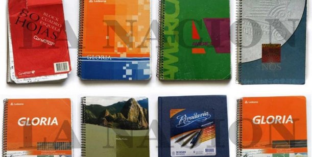Los 8 cuadernos del chofer de Roberto Baratta donde anotaba los detalles de las coimas