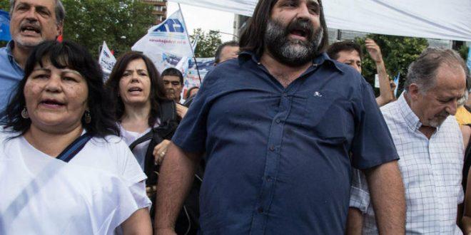 Mañana Baradel anunció otro paro docente en la provincia de Buenos Aires por la explosión en la escuela de Moreno