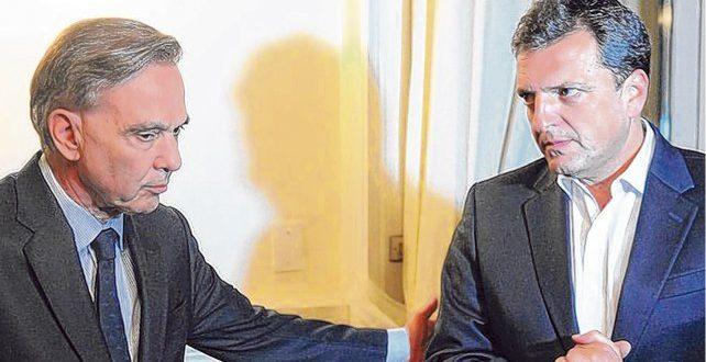 Cumbre entre los gobernadores del PJ, Sergio Massa, Miguel Pichetto y la CGT en medio de la suba del dólar