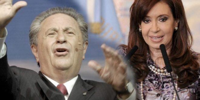 """Según Duhalde, Cristina Kirchner debería ir presa: """"Eso ni se tiene que preguntar"""""""