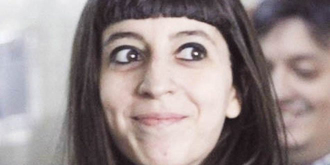 Florencia Kirchner internada en la Fundación Favaloro
