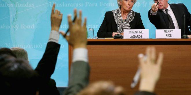 """Gerry Rice, vocero del FMI: """"La Argentina cuenta con nuestro pleno respaldo"""""""