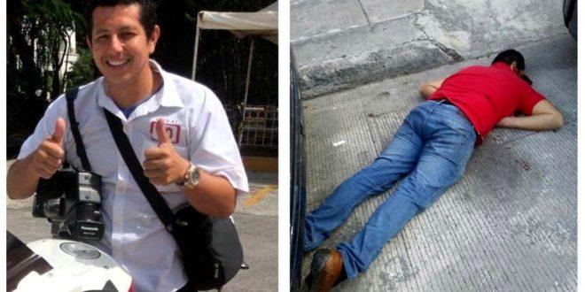 Asesinan a un periodista de una televisión de Cancún mientras hacía una entrevista