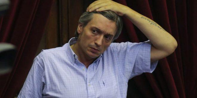 """José López involucró a Máximo Kichner en el circuito de """"sobornos"""""""