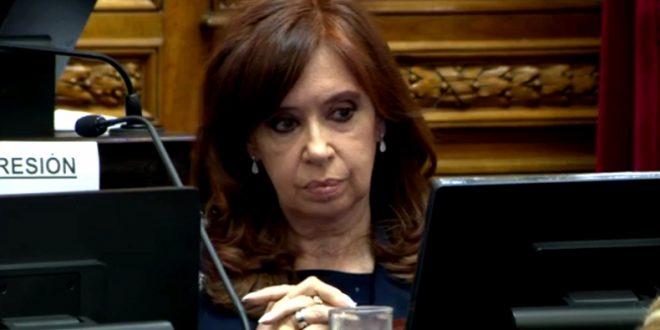 La derrota de Cristina