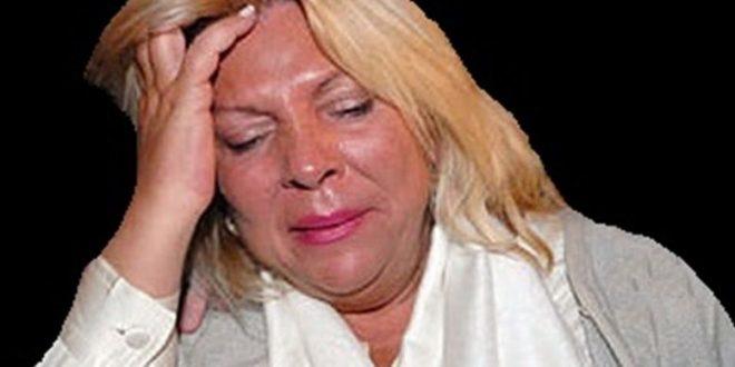 Murió un hijastro de Elisa Carrió