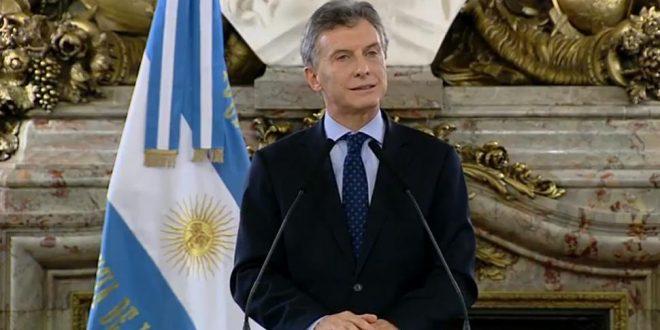 """Mauricio Macri sobre el dólar: """"No pasa nada, tranquilos"""""""