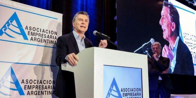 """Macri :""""No tengo pensado hipotecar mi Gobierno ni el futuro de los argentinos para defender a nadie que actúe fuera de la ley"""""""