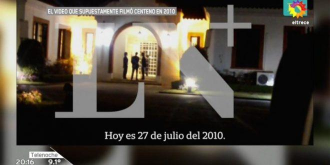 El video de Oscar Centeno y una reunión con Néstor Kirchner