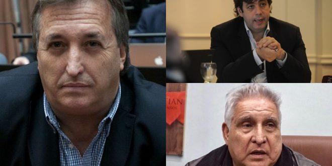 PATA MEDINA, FABIÁN DE SOUSA Y NÚÑEZ CARMONA SE AGARRARON A LAS TROMPADAS EN LA CÁRCEL