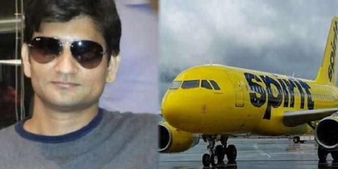 Abusó de una joven en un avión mientras su mujer dormía