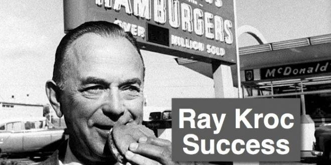 Las mejores frases de Ray Kroc