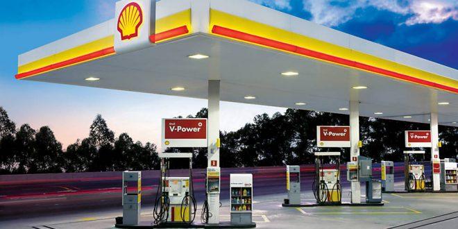 Shell sube sus naftas hasta 5,6%